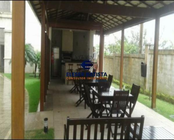 Apartamento à venda com 2 dormitórios em Villaggio manguinhos amalfi, Serra cod:AP00107 - Foto 6