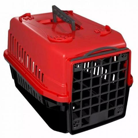 Caixa De Transporte Para Cães, Gatos e Coelhos - Foto 5