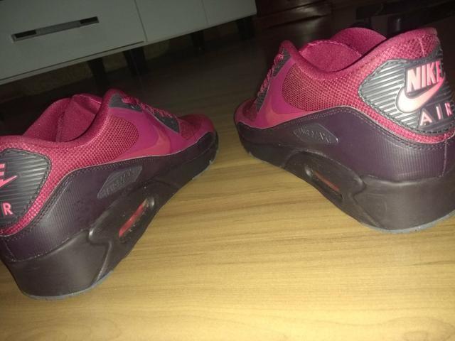 edc3b2e55b4 Nike Air Max 90 Número 40 - Roupas e calçados - Parque das Aroeiras ...