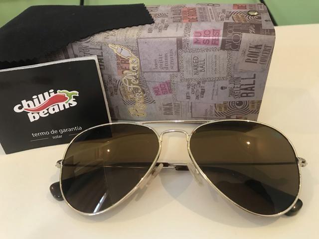 7b74d103d Óculos de sol Chilli Beans Ramones - Rock Fellas Original ...