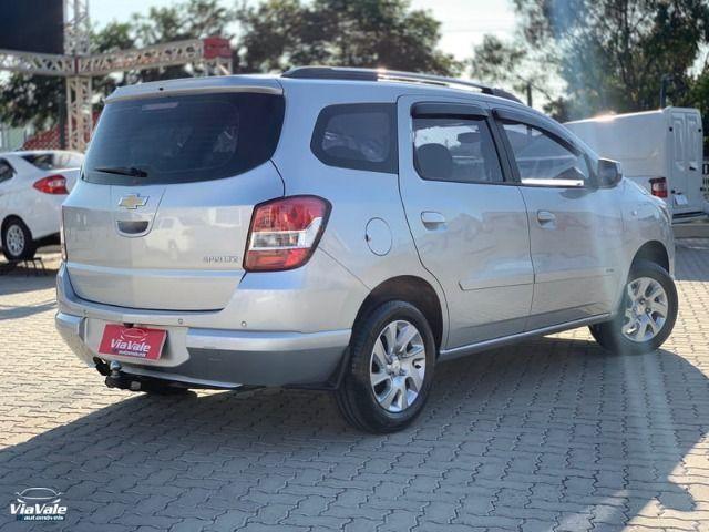 Chevrolet Spin 1.8 Ltz Automatica - 2014 - Foto 3