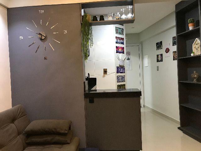 Studio mobiliado TOP - Foto 9