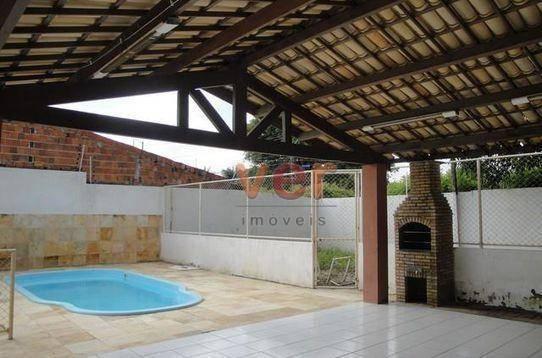 Apartamento para alugar, 62 m² por R$ 700,00/mês - Dias Macedo - Fortaleza/CE - Foto 4