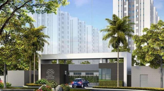 Portal Quinta das Sapucaias - Apartamento de 2 quartos em Hortolândia, SP