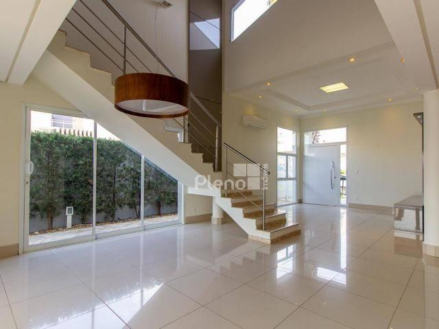 Casa com 3 suítes à venda, 261m² por R$ 1.499.000 no Swiss Park - Campinas/SP - Foto 4