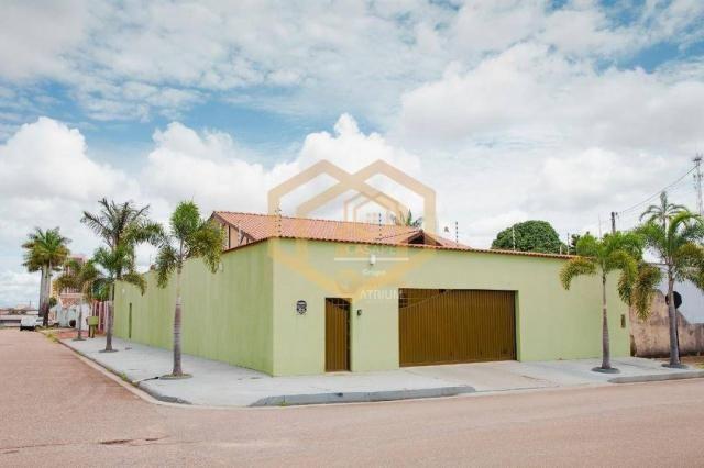 Casa com 3 dormitórios à venda, 150 m² por R$ 620.000,00 - Agenor de Carvalho - Porto Velh - Foto 2