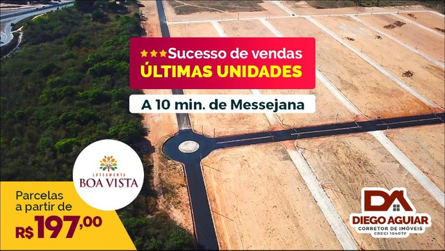 %% Lotes Boa Vista %% - Foto 4