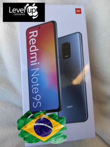 INOVADOR! Redmi Note 9s 128  Xioami.. Novo Lacrado com Garantia e Entrega hj