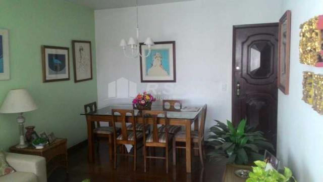 3 quartos com vaga em boa localização na Tijuca !!! - Foto 5