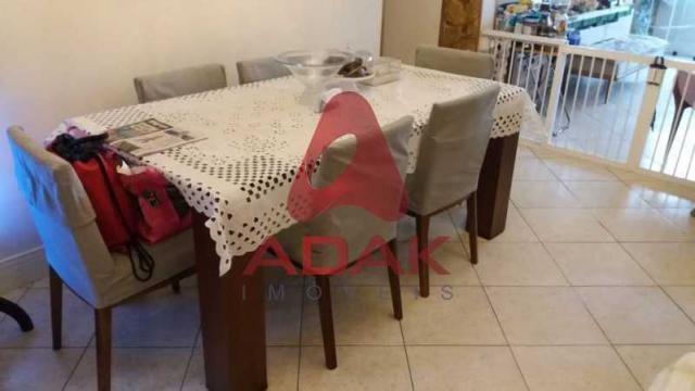 Apartamento à venda com 3 dormitórios em Copacabana, Rio de janeiro cod:CPAP31047 - Foto 5