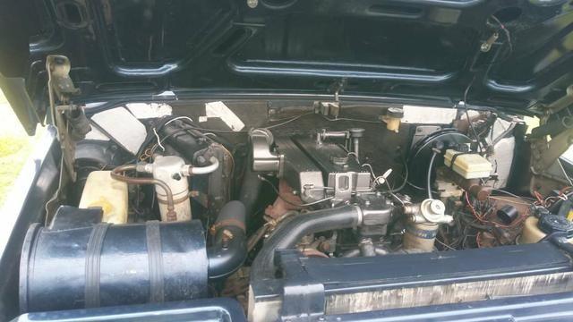 Carro D20 1996 completa