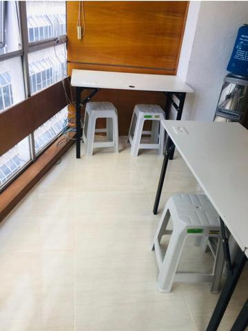Sala para consignado mobiliado com 11 notes books , metrô carioca , coworking - Foto 8