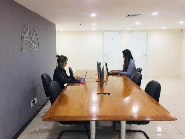 Coworking internet alto nível e padrão metrô carioca r$ 300,00 - Foto 2