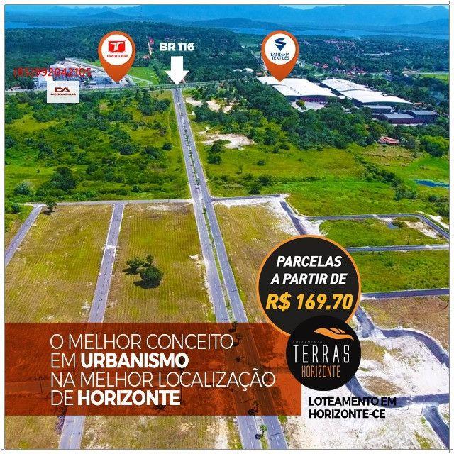 ¨¨Terras Horizonte ¨¨parcelas de R$ 280,72 !! - Foto 17
