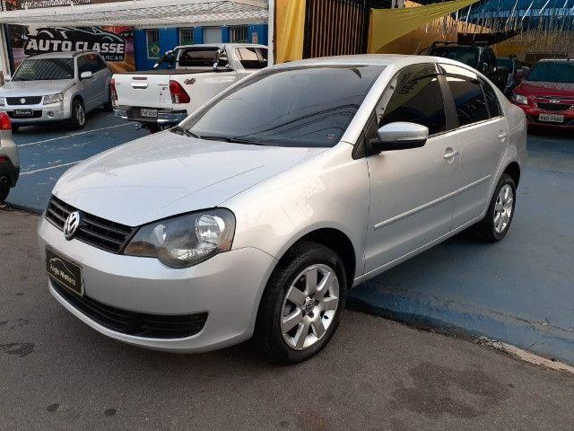 VW Polo Sedan 1.6 Flex 2012 Completo Lindissimo