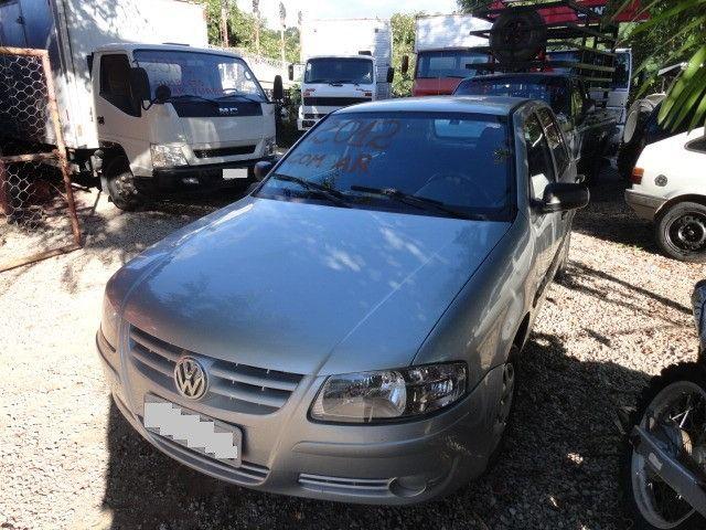 VW Gol 1.0 2011/2012 com ar condicionado - Foto 2
