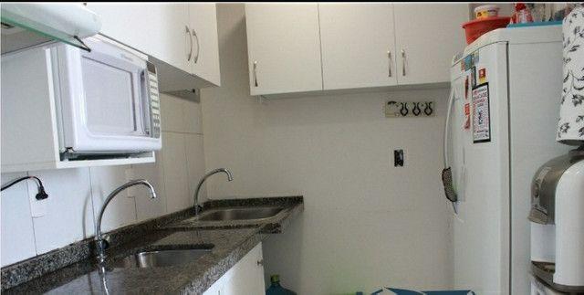 Apartamento com vista mar Condominio Bem Viver Club bairro Jacarecanga - Foto 12