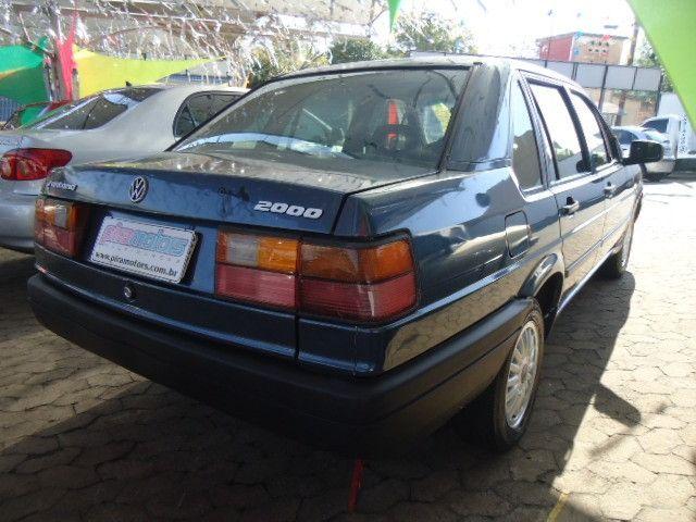 Volkswagen santana 1.8 cl 1993 - Foto 6