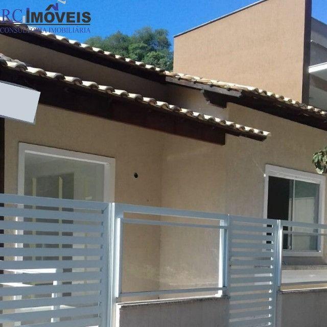 Excelente casa em Condomínio com closed em Tribobó! - Foto 2