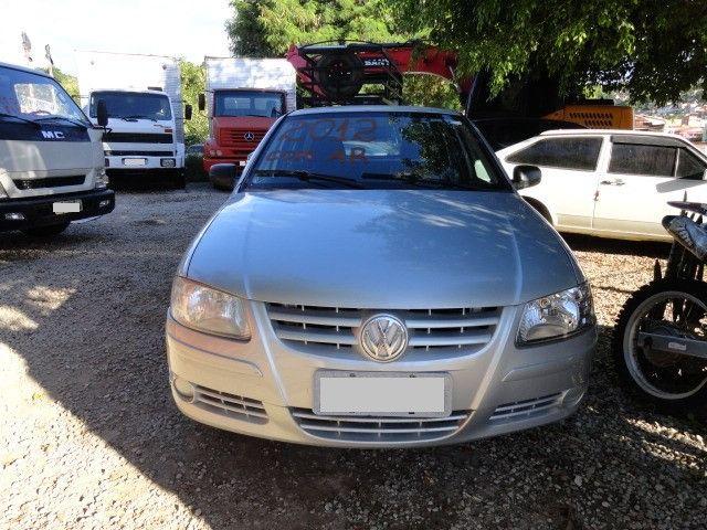 VW Gol 1.0 2011/2012 com ar condicionado - Foto 15