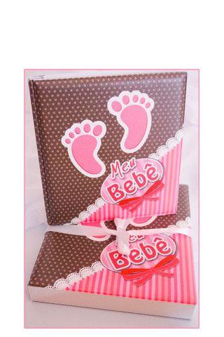 Álbum do bebê - Foto 5