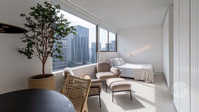 Apartamento Studio com 36 m² para venda na Vila Olímpia - Foto 4
