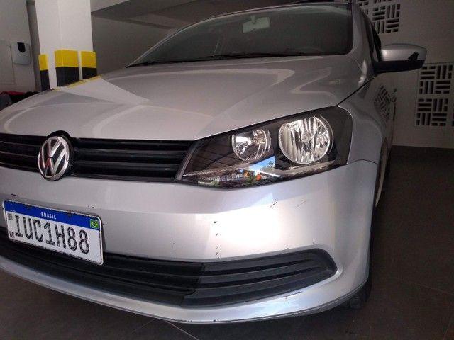 VW Novo Gol Power 1.6 2013 Completo - Sem Trocas