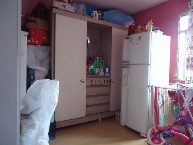 Apartamento à venda com 2 dormitórios em Cascadura, Rio de janeiro cod:C22083 - Foto 3