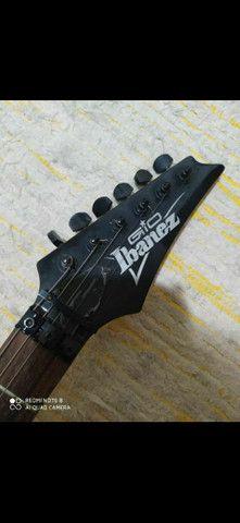 Guitarra Ibanez GRGA-22FM Micro-afinação - Foto 4
