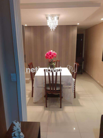 Casa de condomínio à venda com 3 dormitórios em Dona clara, Belo horizonte cod:851360 - Foto 2
