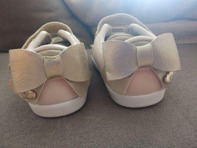 Kit Lindos Calçados Menina (1 ano ou mais) - Foto 3