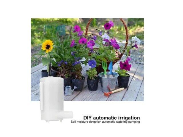 Kit Irrigação Automático Do Solo Para Flores, Vasos, Diy - Foto 6