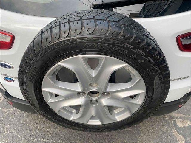 Ford Ecosport 2014 1.6 titanium 16v flex 4p manual - Foto 17