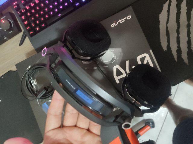 Headset Astro A40 pro TR Gen4 +Mixamp - Foto 4