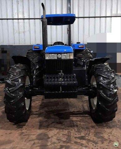 Trator New Holland 8030 - Mato Grosso  - Foto 5