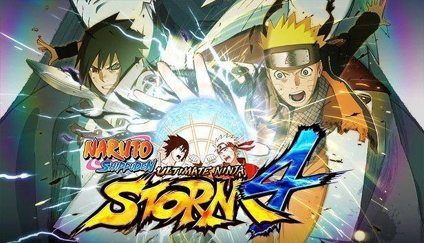 Naruto Storm 4 para ps3