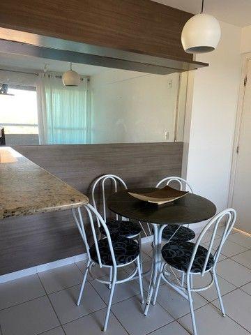 Apartamento 2/4 Mobiliado Vista Mar - Cond. Verano de Ponta Negra  - Foto 10