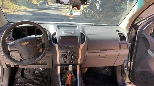Chevrolet S10 2.8 Lt Cab. Dupla 4x4 4p - Foto 6