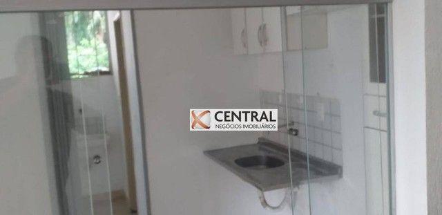 Apartamento com 2 dormitórios para alugar, 58 m² por R$ 1.300,00/mês - Imbuí - Salvador/BA - Foto 3