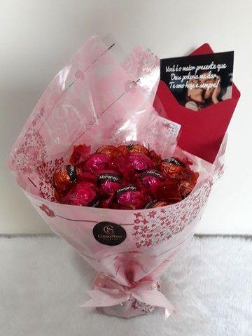 Buquê de chocolates  - Foto 4