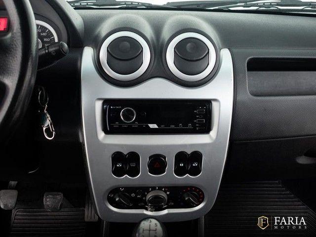 Renault SANDERO 1.6 16V SCE FLEX STEPWAY 4P MANUAL - Foto 10