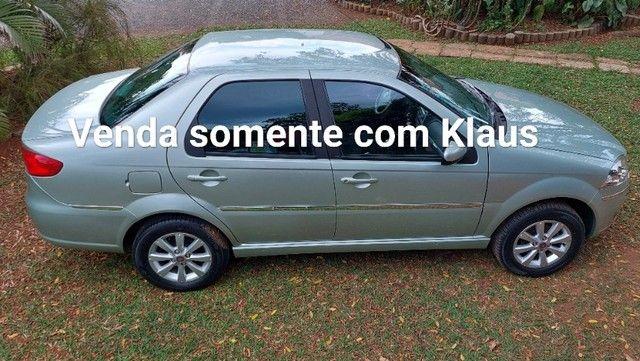 Fiat Siena ELX 1.4 Flex - Super Conservado - Único dono - Brasília/DF - Foto 4