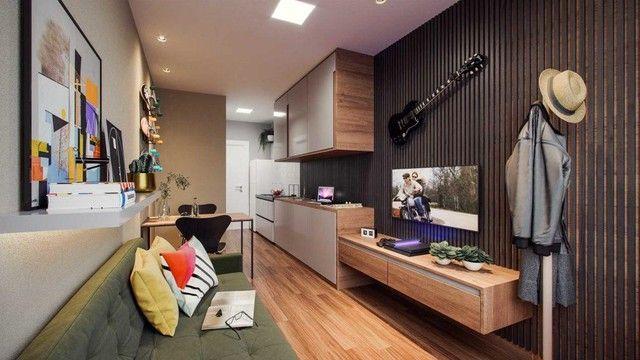 Apartamento Duplex com 1 dormitório à venda, 76 m² por R$ 610.123,79 - Rebouças - Curitiba - Foto 13