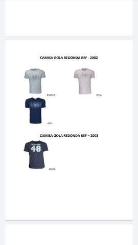 Lote de camisas Vendo ou troco - Foto 3