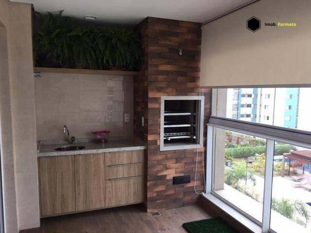 Apartamento Mobiliado com 3 suítes à venda, 142 m² por R$ 1.600.000 - Royal Park - Campo G - Foto 6