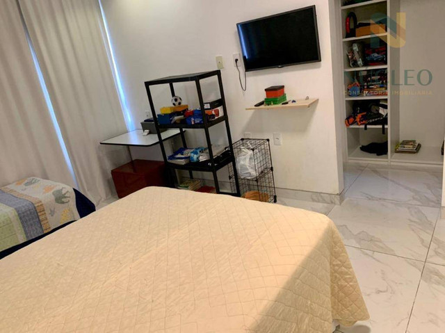 Casa de condomínio com 5 suítes à venda, 340 m² por R$ 1.700.000 - Intermares - Cabedelo/P - Foto 9