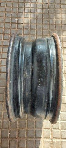 """Roda de ferro aro 15"""""""