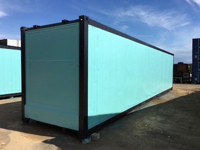 Kitnet Dupla Container para Alugar - Foto 3