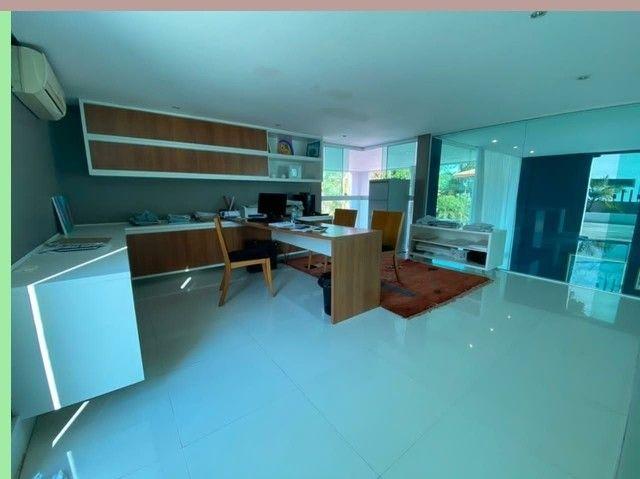 Condomínio itaporanga Três Casa 5 Quartos Ponta Negra  - Foto 4