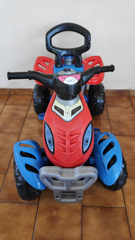 Motoca que vira Triciclo METADE DO PREÇO - Foto 8
